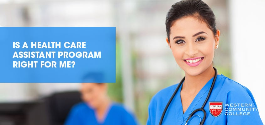 Is a Health Care Assistant Program Right for Me